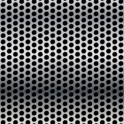 Stainless Steel 304 Grade Perforated Sheet