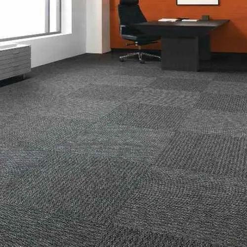 Porcelain Commercial Carpet Tiles Thickness