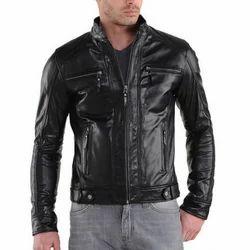 905a4117c Black Boy Biker Leather Jacket