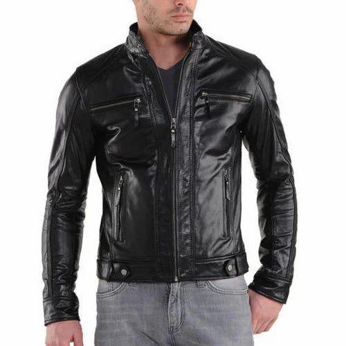 da7b394ad Boy Biker Leather Jacket