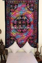 Multi Color Wall Hanging Mandala Tapestry