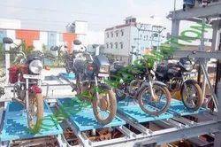 Stack Bike Parking System