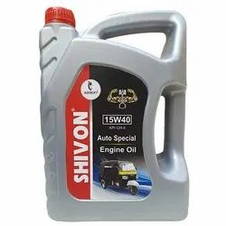 Shivon Advance Technology 15W40 Auto Special Engine Oil, For Automobiles, Packaging Type: Can