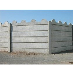 Ready Made Concrete Wall