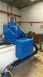 CNC operated knife Grinding machine