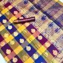 Designer Kanchipuram Silk Saree