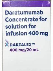 Darzalex Daratumumab 400mg Injection