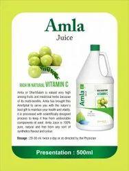 Ecoveda Hebals Amla Juice, Packaging Type: Bottle, 500ML