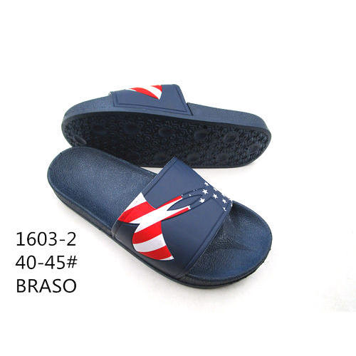 PCU Blue Mens Slippers, Rs 120 /pair JB Hosiery Udyog | ID: 20116962233