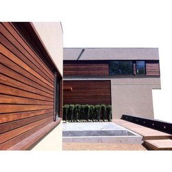 Thermo pine Cladding