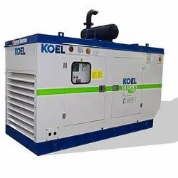 Silent or Soundproof Air Cooling 125 KVA Kirloskar Diesel Generator, For Domestic, Commercial etc, 415 V