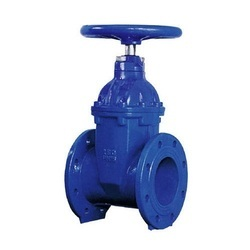 Kartar Make CI Sluice Valve With Handwheel
