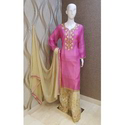 Ethnic Plazzo Suits