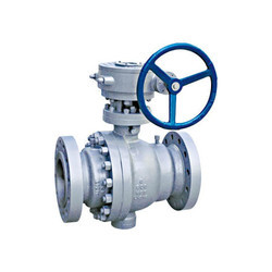 Trunnion Cast Ball Valve