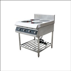 Livecook Four Burner Flat Induction Range
