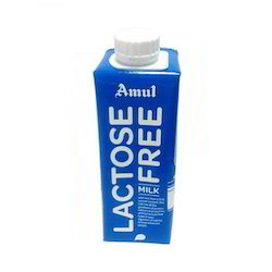 Tetra Pack Amul Lactose Milk for Restaurant, Packaging Type: Box