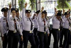 Women Security Guards Services