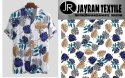 Digital Print Shirt Fabric