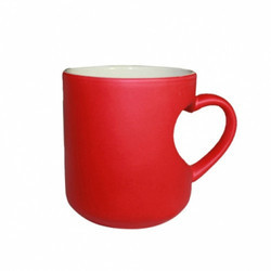 Heart Shape Color Change Mug