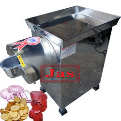 Stainless Steel and Aluminium Onion Slicer