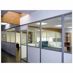 Modular Aluminum Office Partition