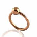 Copper Dainty Rings