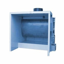 Three Phase MS Spray Paint Booth