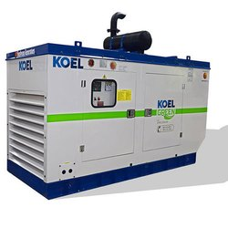 Silent or Soundproof 65 Kirloskar Diesel Generator Sets, For Industrial