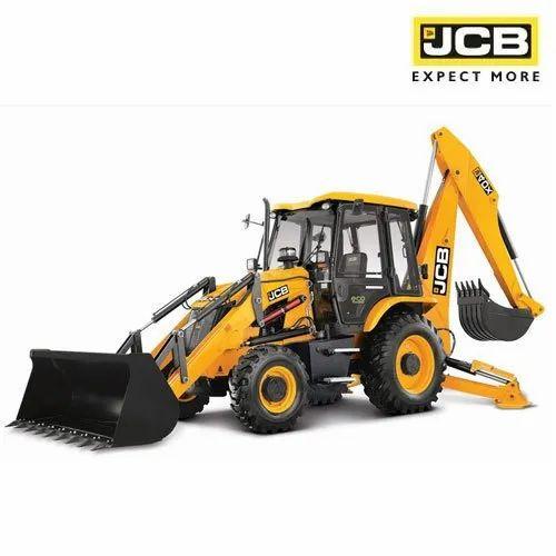 JCB 4DX ECOXCELLENCE Backhoe Loader, 92 hp, 8470 kg
