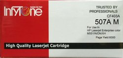 507A M (CF403A) Compatible Color Toner Cartridge For HP Printers