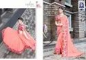 Rachna Georgette Sikha Catalog Saree Set For Woman 5