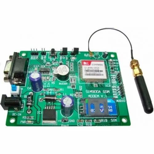 Gsm/gprsmodule For Motor Starter/automation(iot)
