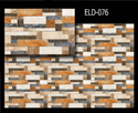 ELD-074 Hexa Ceramic Tiles Elevation Hard Matt Series
