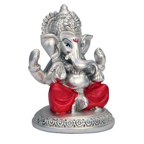 Silver Ganesh Statue Silver Ganesh Murti Latest Price