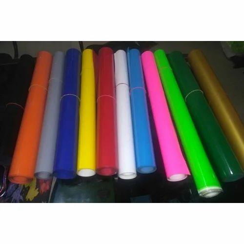 printing materials - Heat Transfer Vinyl Rolls Manufacturer from Noida