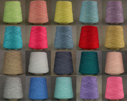 Sulfur Dyed Cotton Yarn in Cone