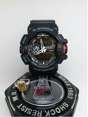 new product 1f0e8 23f4c Black Casio G-shock Digital Watch, 99 Trendy Enterprises ...