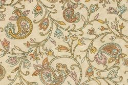 Paisley Printed Fabrics, Floral, Multicolour