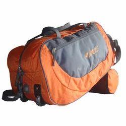 Canvas Wheeled Duffle Bag