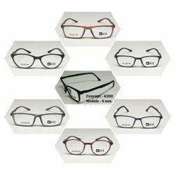 TR 6300 Hinges Type Frames