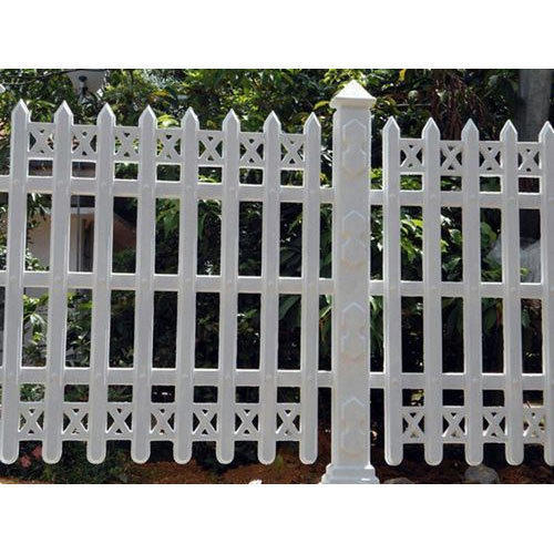 Silver RCC Fence, For Parks,Home, Rs 180 /square feet Pune Cement Article  Company | ID: 16384227491