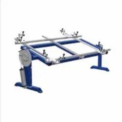 Pneumatic Clamping Fixture Machine