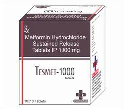 Metformin Hydrochloride 1000 mg (E.R)