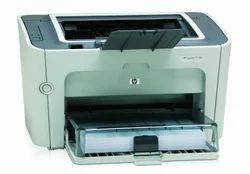 Used Hp Laser Printer, P1505