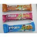 Orange, Vanilla And Strawberry 45 Gram Soccer Cream Biscuit, Packaging Type: Packet