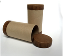 Composite Corrugated Paper Container