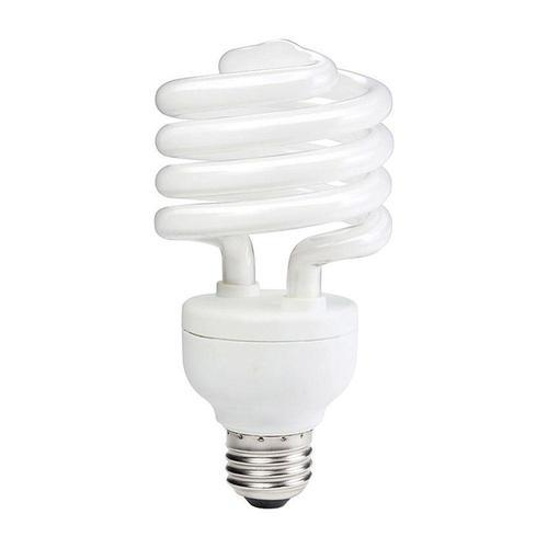 Spiral Ceramic 7W CFL Bulb, Base Type: B22