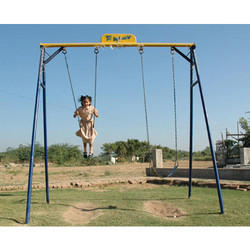 Playground Swing Double Swing Manufacturer From Vadodara