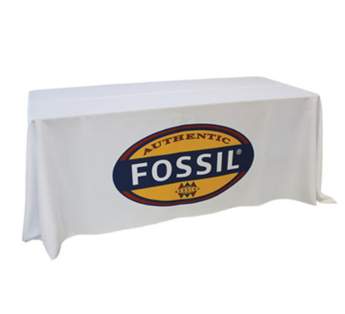 214 & Trade Show Table Cover