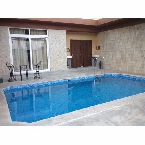 Top Rooftop Swimming Pool Construction In Kl Complex House No 8 1 60 5 204 Hyderabad Contreat Enterprises Id 21805849191